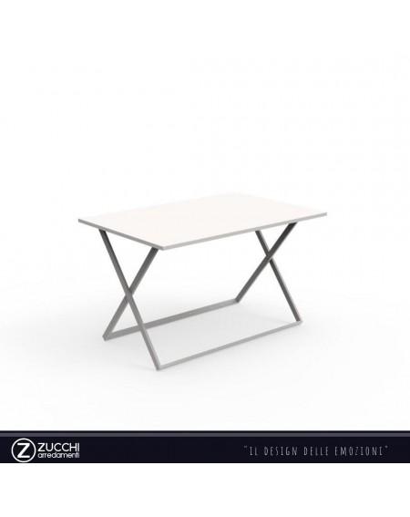 Queen tavolo pieghevole 120x 80 living